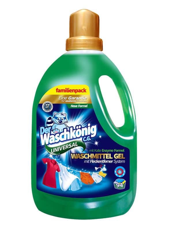 Waschgel Der Waschkönig C.G. Universal 3,375 l