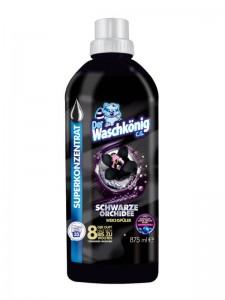 Superkonzentrat-Weichspüler Waschkönig Schwarze Ochridee 875 ml