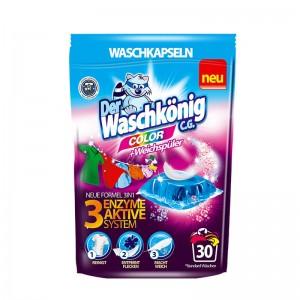 Waschkapseln Der Waschkönig C.G. Color 27 Stück