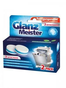Spülmittelreiniger in Tabs GlanzMeister